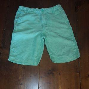 Gap linen boys shorts